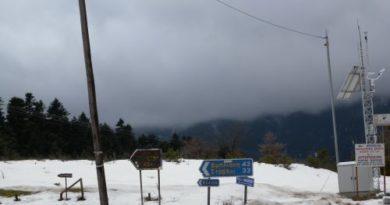 Ισχυρές βροχές αύριο στη χώρα – Χιονοπτώσεις στα ορεινά και ημιορεινά της Βορειοδυτικής Ελλάδας